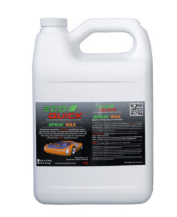 ECO QUICK SPRAY WAX RTU 1 GL