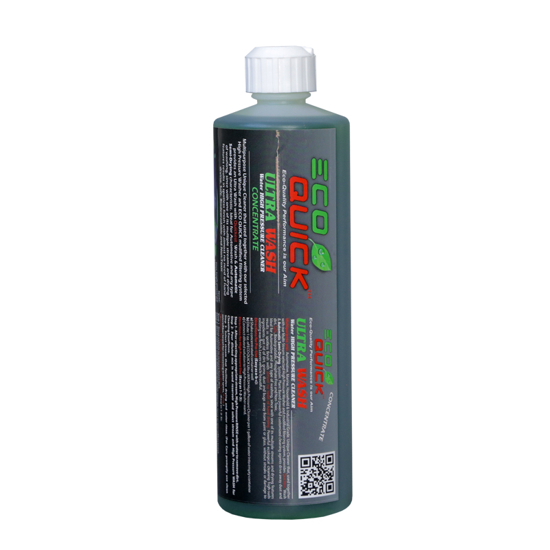 ECO QUICK ULTRA WASH CONCENTRATE 16 OZ